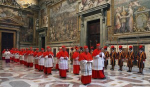 Vatican Conclave Rituals