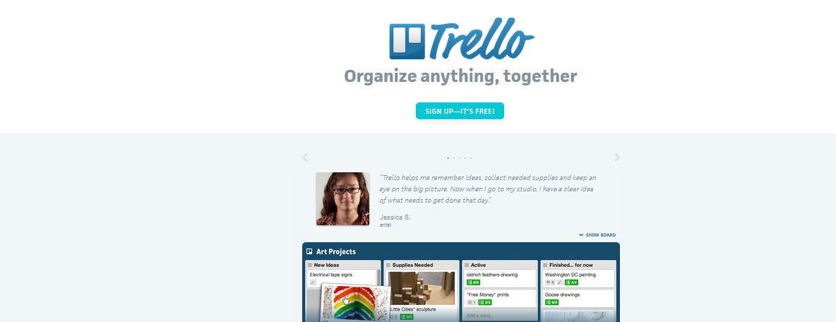 marketing digital: trello