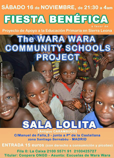 Fiesta The Wara Wara Community Schools